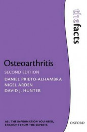 Osteoarthritis: The Facts av Nigel K. Arden, David J. Hunter og Daniel Prieto-Alhambra (Heftet)