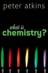 Omslag - What is Chemistry?