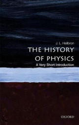 Omslag - The History of Physics: A Very Short Introduction