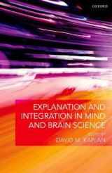 Omslag - Explanation and Integration in Mind and Brain Science