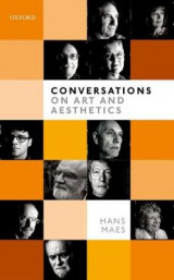 Omslag - Conversations on Art and Aesthetics