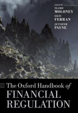 Omslag - The Oxford Handbook of Financial Regulation