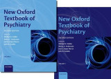 Omslag - New Oxford Textbook of Psychiatry: v. 1 & 2
