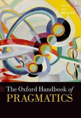 Omslag - The Oxford Handbook of Pragmatics