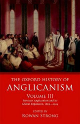 Omslag - The Oxford History of Anglicanism: Volume III