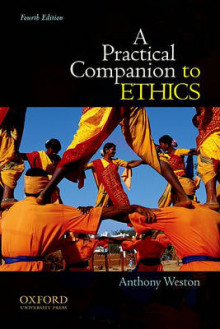 A Practical Companion to Ethics av Anthony Weston (Heftet)