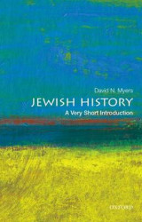 Omslag - Jewish History: A Very Short Introduction