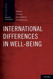 International Differences in Well-being av Ed Diener, John Helliwell og Daniel Kahneman (Innbundet)