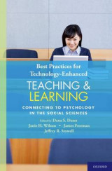 Omslag - Best Practices for Technology-Enhanced Teaching and Learning