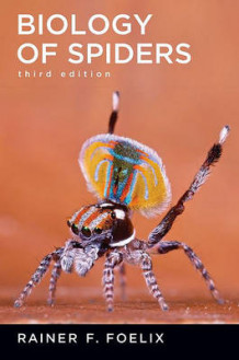 Biology of Spiders av Rainer Foelix (Heftet)