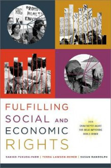 Fulfilling Social and Economic Rights av Sakiko Fukuda-Parr, Terra Lawson-Remer og Susan Randolph (Innbundet)