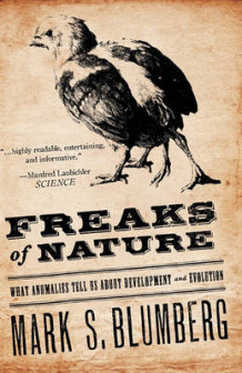 Freaks of Nature av Mark Blumberg (Heftet)