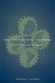 How International Law Works av Andrew T. Guzman (Heftet)