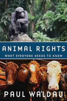 Animal Rights av Paul Waldau (Heftet)
