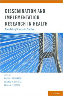 Dissemination and Implementation Research in Health (Innbundet)
