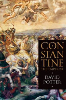 Constantine the Emperor av David Potter (Innbundet)