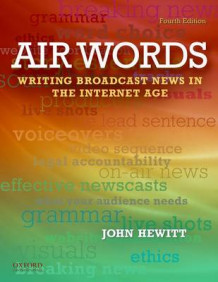 Air Words av Professor Emeritus John Hewitt (Heftet)