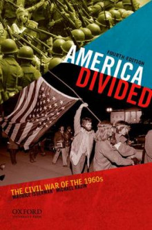 America Divided av William R Kenan Jr Professor of History Maurice Isserman og Professor of History Michael Kazin (Heftet)