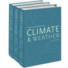 Encyclopedia of Climate and Weather (Innbundet)