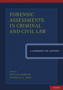 Forensic Assessments in Criminal and Civil Law (Innbundet)