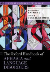 Omslag - The Oxford Handbook of Aphasia and Language Disorders