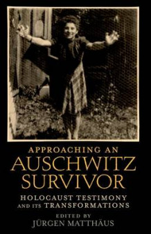 Approaching an Auschwitz Survivor (Heftet)