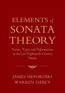 Elements of Sonata Theory av James Hepokoski og Warren Darcy (Heftet)