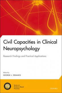 Civil Competencies in Clinical Neuropsychology (Innbundet)