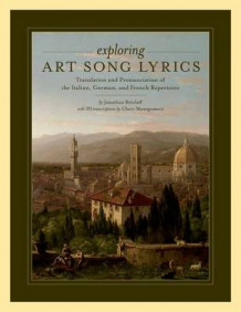 Exploring Art Song Lyrics (Heftet)