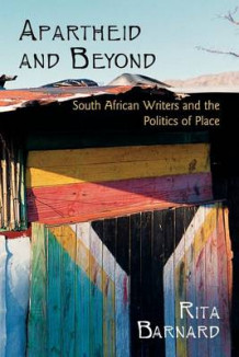 Apartheid and Beyond av Rita Barnard (Heftet)