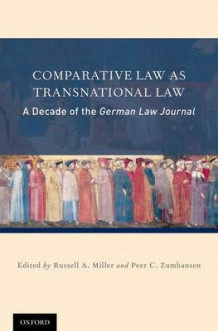 Comparative Law as Transnational Law (Innbundet)