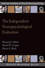 Omslag - The Independent Neuropsychological Evaluation