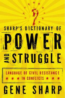 Sharp's Dictionary of Power and Struggle av Gene Sharp og Sir Adam Roberts (Heftet)