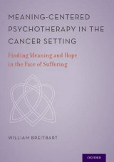Omslag - Meaning-Centered Psychotherapy in the Cancer Setting