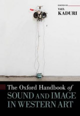 Omslag - The Oxford Handbook of Sound and Image in Western Art