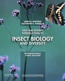 Daly and Doyen's Introduction to Insect Biology and Diversity av James B. Whitfield og Alexander H. Purcell (Heftet)