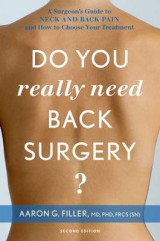 Omslag - Do You Really Need Back Surgery?