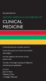 Omslag - Oxford American Handbook of Clinical Medicine
