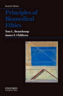 Principles of Biomedical Ethics av Tom L. Beauchamp og James F. Childress (Heftet)
