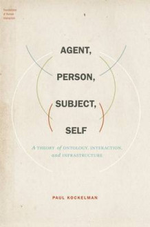 Agent, Person, Subject, Self av Paul Kockelman (Innbundet)