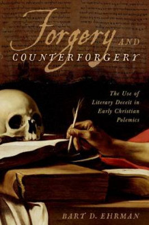 Forgery and Counter-forgery av Bart D. Ehrman (Innbundet)