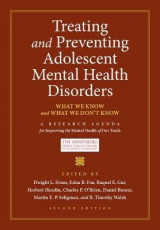 Omslag - Treating and Preventing Adolescent Mental Health Disorders