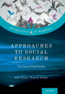 Approaches to Social Research av Alys Young og Bogusia Temple (Innbundet)