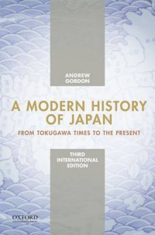 A Modern History of Japan, International Edition av Andrew Gordon (Heftet)