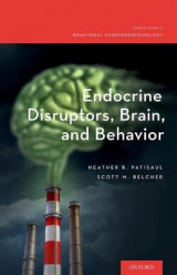 Omslag - Endocrine Disruptors, Brain, and Behavior