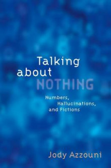 Talking About Nothing av Jody Azzouni (Heftet)