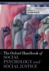 Omslag - The Oxford Handbook of Social Psychology and Social Justice