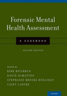 Forensic Mental Health Assessment (Innbundet)