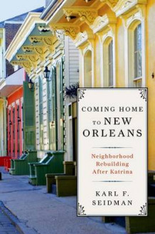 Coming Home to New Orleans av Karl F. Seidman (Innbundet)