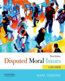 Disputed Moral Issues av Mark Timmons (Heftet)